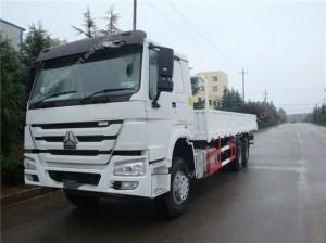 SINOTRUK HOWO 6X4 371hp Cargo Truck