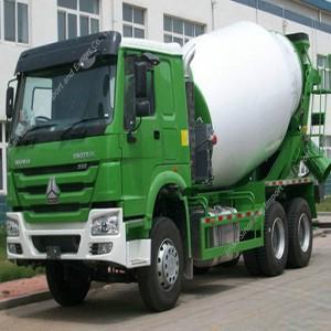 SINOTRUK HOWO 8 m3 Mixer Truck