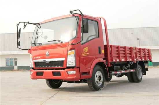 SINOTRUK HOWO 8 Ton Light Cargo Truck