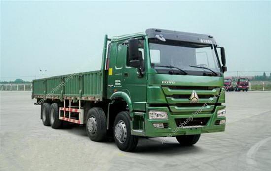 SINOTRUK HOWO 8X4 336hp Cargo Truck
