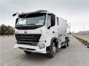 SINOTRUK HOWO A7 10m3 Mixer Truck