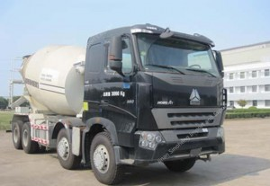 SINOTRUK HOWO A7 12m3 Mixer Truck