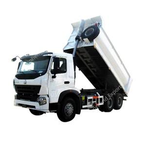 SINOTRUK HOWO 6X4は、トラックをダンプ336hp