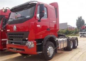 SINOTRUK HOWO A7 6X4 371hp Tractor Truck