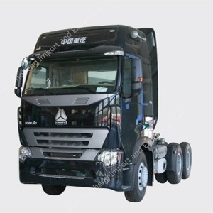 SINOTRUK HOWO A7 6X4 420hp Tractor Truck