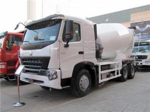 SINOTRUK HOWO A7 8m3 Mixer Truck