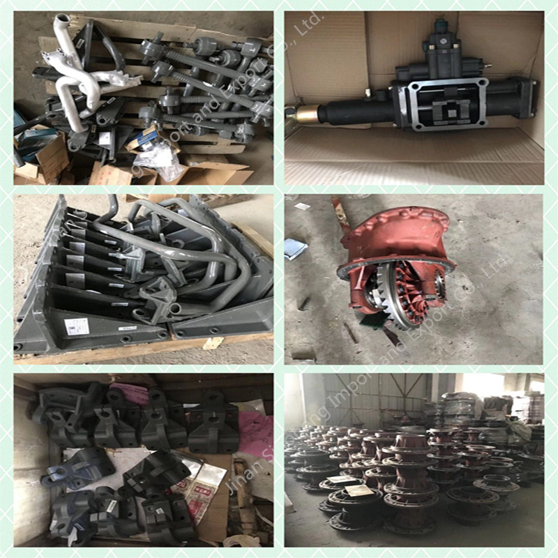 Sinotruk HOWO Truck Spare Parts