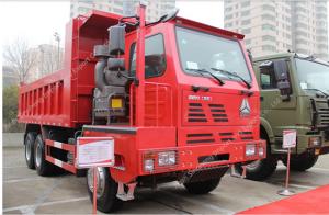 SINOTRUK OEIO 30 toneladas camión de minería