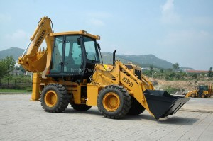 SINOHENG WZ30-25 tractor wheel loader backhoe for tractor